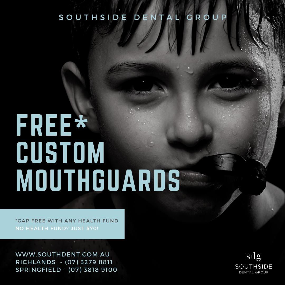 Brisbane mouthguard dental