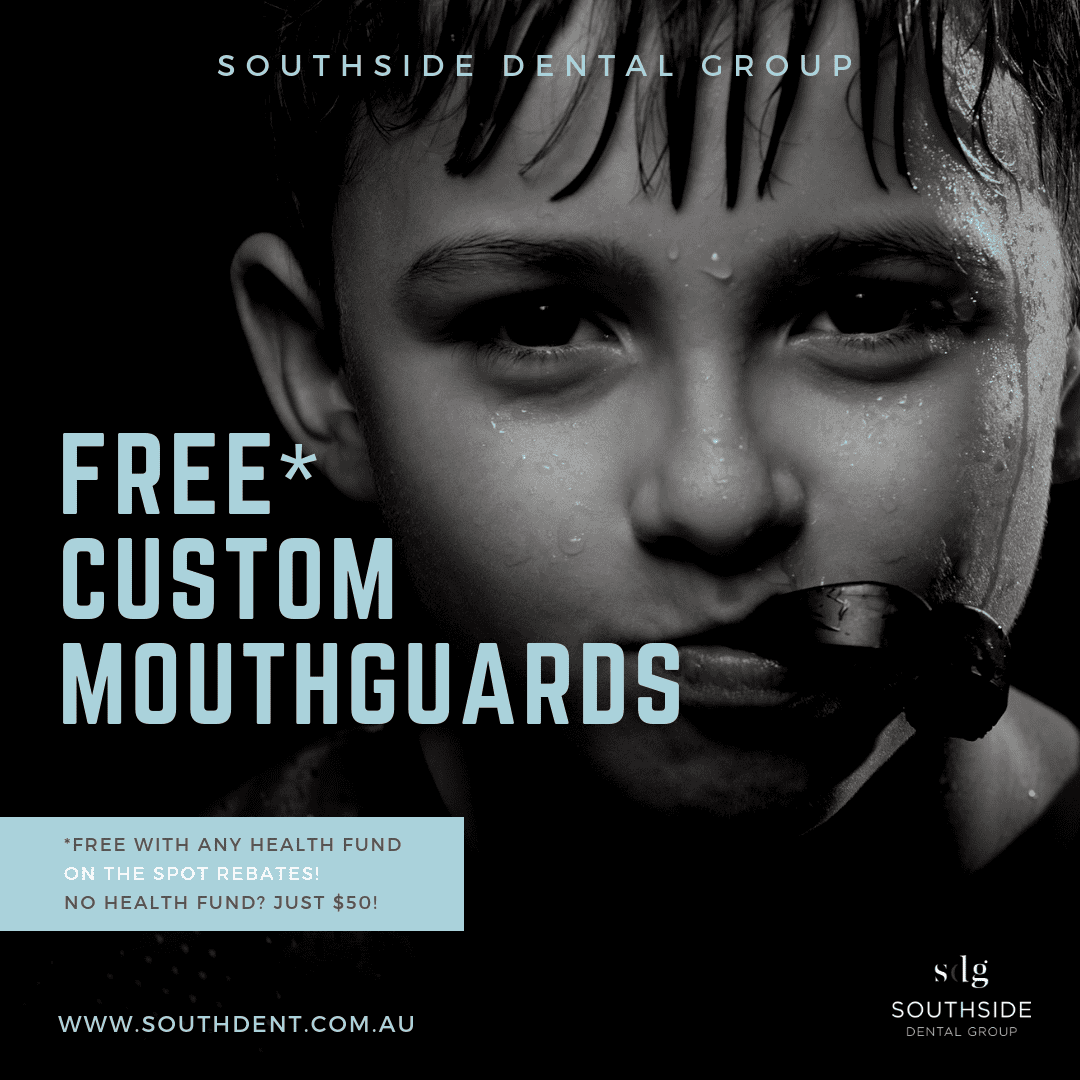 Why you need a custom mouthguard - Brisbane Dentist