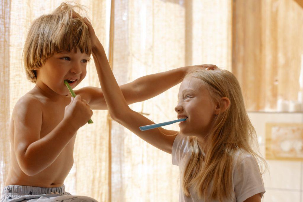 Brushing Your Teeth Correctly